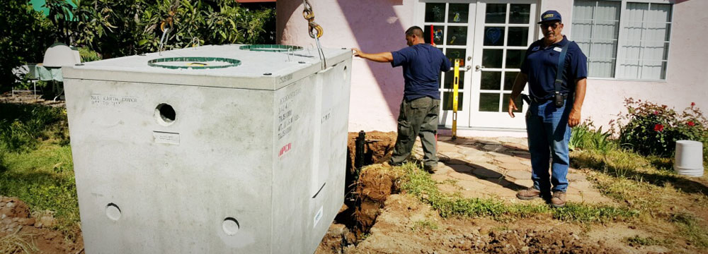 Septic Tank Installation Contractor