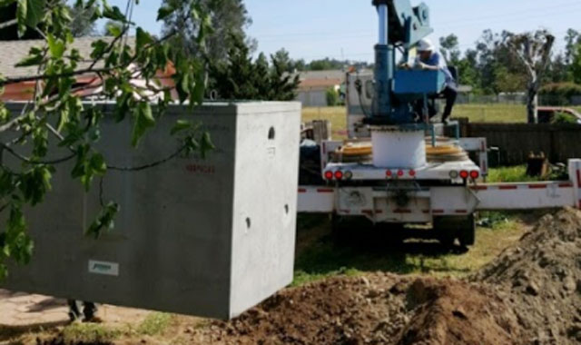 Septic Tank Installation & Replacement